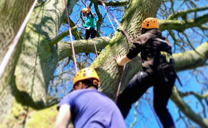 Youth Groups Activity Days In The Tweed Valley